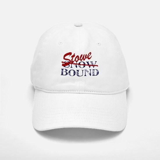 Stowe Bound Baseball Baseball Cap