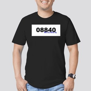 08840 Men's Fitted T-Shirt (dark)