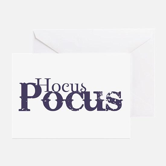 Hocus Pocus Greeting Cards (Pk of 10)