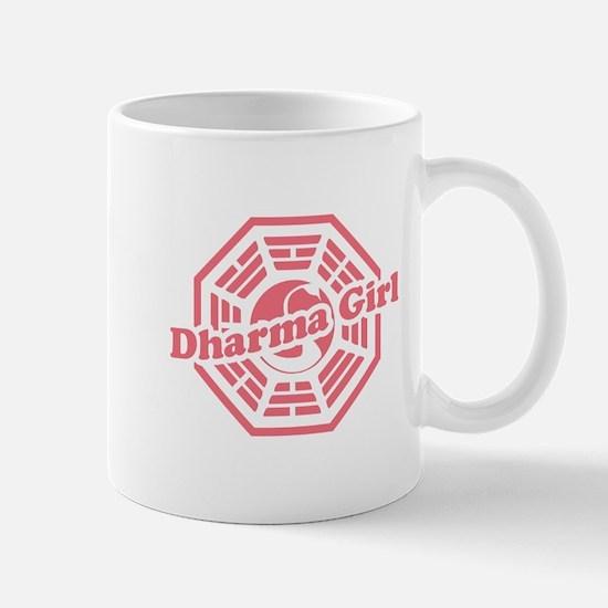 LOST Dharma Girl Mug