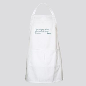 I get tired... - Grey's Anatomy Apron