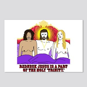 Holy Trinity Postcards (Package of 8)