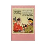 Boo Hoo BRIDE Rectangle Magnet (100 pack)