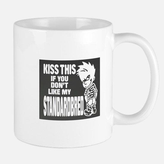 Unique Standardbred Mug