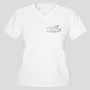 351 ARS Women's Plus Size V-Neck T-Shirt