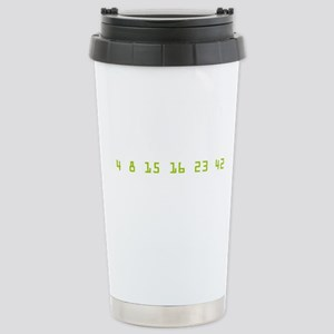 Every 108 Minutes Stainless Steel Travel Mug