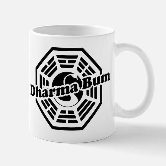 LOST Dharma Bum Mug