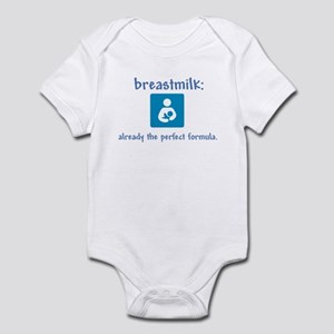 perfect formula Infant Bodysuit