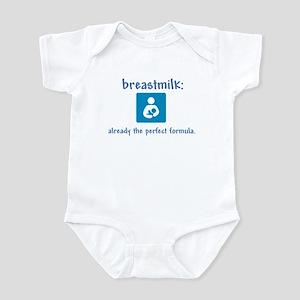 perfect formula Infant Bodysuit