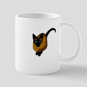 Siamese Cat2 Mug