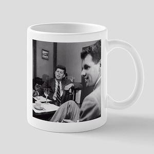 JFK & RFK coffee mug