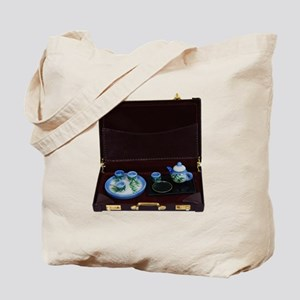 Business Tea Tote Bag
