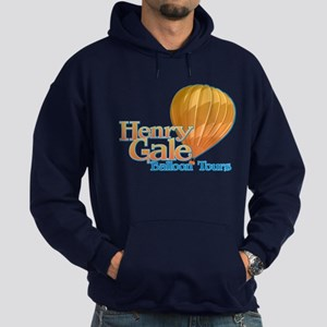Henry Gale Balloon Tours Hoodie (dark)