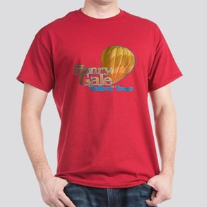 Henry Gale Balloon Tours Dark T-Shirt