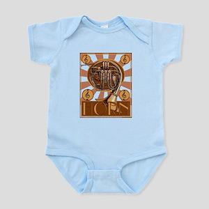 BandBerd.com: Retro French Ho Infant Bodysuit