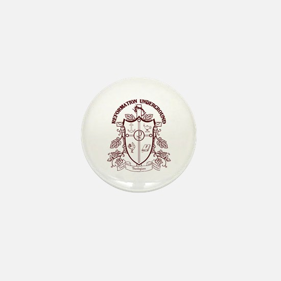 Reformation Underground Mini Button