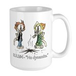 rule4cover_shirt Mugs