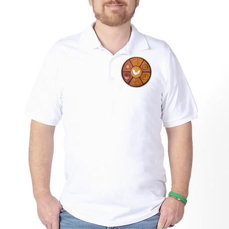 Interfaith Symbol - Golf Shirt