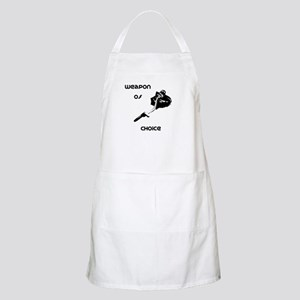 Weapon of Choice Turntables Apron
