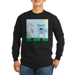 Weird Weather Long Sleeve Dark T-Shirt