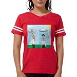 Weird Weather Womens Football Shirt
