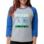 Weird Weather Womens Baseball Tee