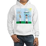 Weird Weather Hooded Sweatshirt