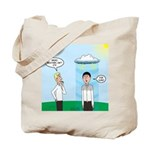 Weird Weather Tote Bag