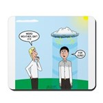 Weird Weather Mousepad