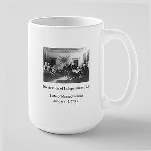 Customized Large Mug