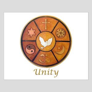 "Interfaith ""Unity"" - Small Poster"