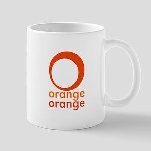 orange orange Mug