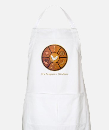 "Interfaith ""My Religion is Kindness"" Apron"