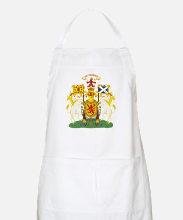 Scotland Coat of Arms Apron