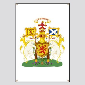 Scotland Coat of Arms Banner