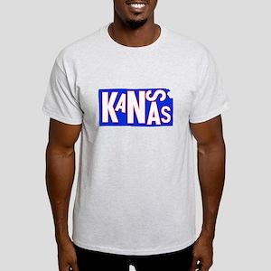 Kansas Football Basketball Light T-Shirt