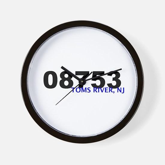 08753 Wall Clock