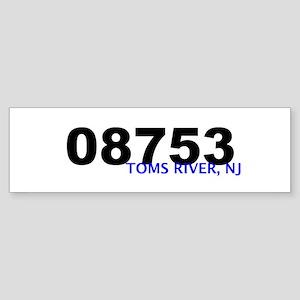 08753 Bumper Sticker