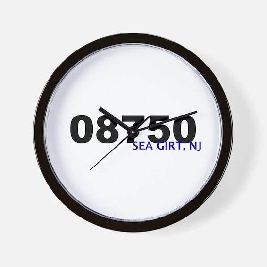 08750 Wall Clock