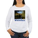 Whiteface pond Women's Long Sleeve T-Shirt