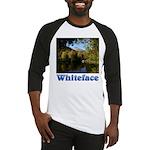 Whiteface pond Baseball Jersey