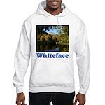 Whiteface pond Hooded Sweatshirt