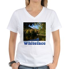 Whiteface pond Shirt