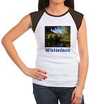 Whiteface pond Women's Cap Sleeve T-Shirt