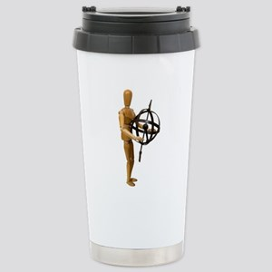 Giving Directions Stainless Steel Travel Mug