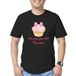 After show Men's Fitted T-Shirt (dark)