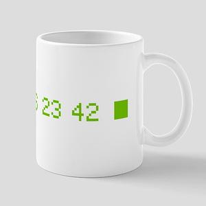 4 8 15 16 23 42 Mug