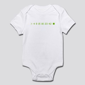 4 8 15 16 23 42 Infant Bodysuit
