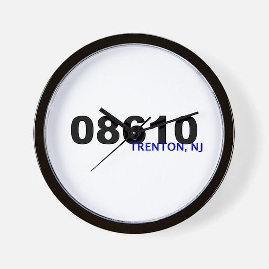 08610 Wall Clock