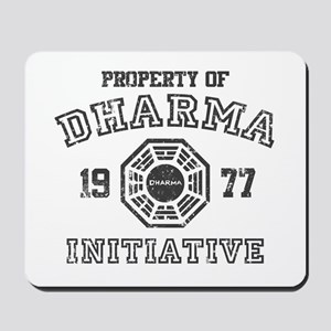 Property of Dharma Distresses Mousepad